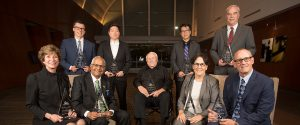 2018 Distinguished Alumni recipients