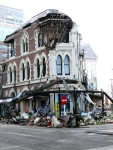 New Zealand Earthquake Response: Arita oversaw repairs to many buildings damaged by the magnitude 6.3 Christchurch Earthquake in 2011 that killed 815 and caused more than $40 billion in damage.