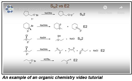 Organic Chemistry video tutorial
