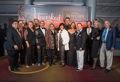 Hospitality Uncorked guests